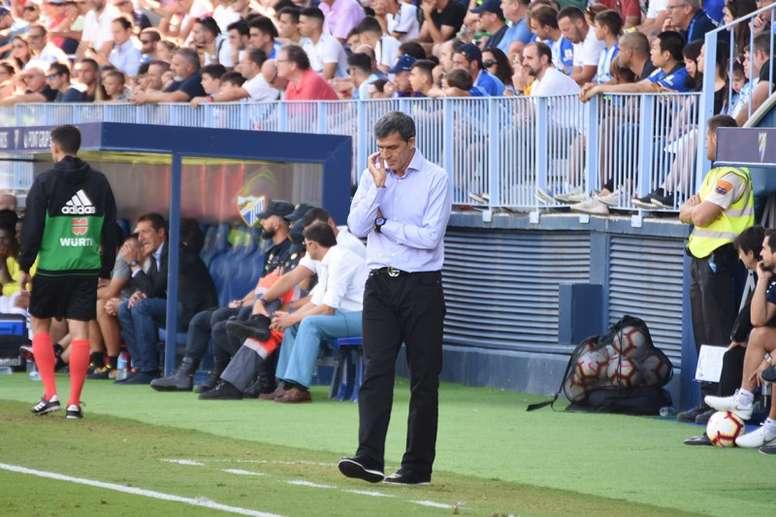 El asturiano cree que le vendría bien al Málaga en un futuro. BeSoccer