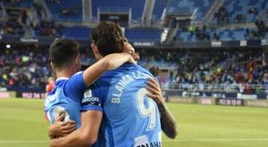 El Málaga recibe en casa al Nàstic. BeSoccer