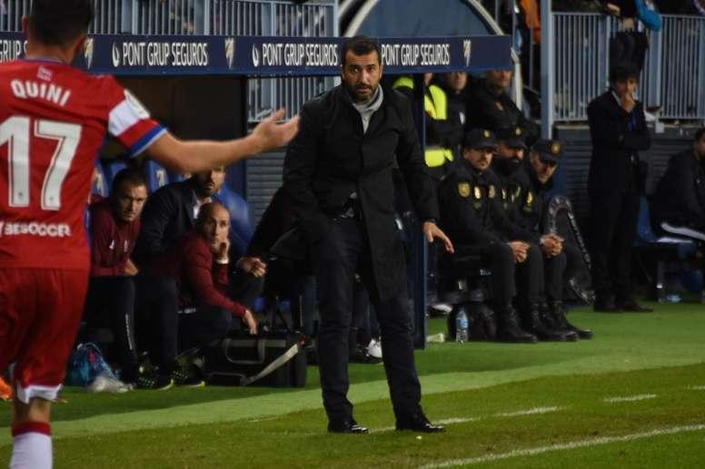 Diego Martínez espera que su equipo haga un partido sobresaliente. BeSoccer