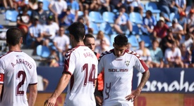 El urugayo pasó la primera parte de la temporada en el Albacete. BeSoccer