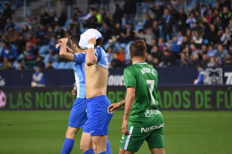 El Sporting desquicia al Málaga. BeSoccer