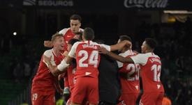 El Sevilla se las verá en Copa con el Bergantiños. BeSoccer
