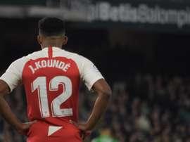 Koundé, pas contre le fait de jouer tous les trois jours. BeSoccer