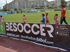 Momento de un partido en el torneo de fútbol 7 Ciudad de Málaga. BeSoccer