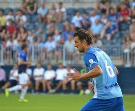 Kuzmanovic continúa lesionado. BeSoccer