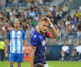 Lazio e Dínamo de Kiev empataram em 2-2. BeSoccer