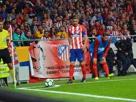 Gabi, desiludido com a prestação do Atlético na Champions. BeSoccer