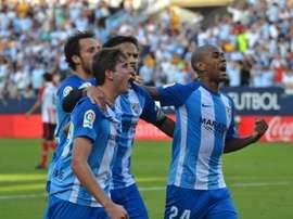 Málaga e Athletic empataram a três bolas. BeSoccer