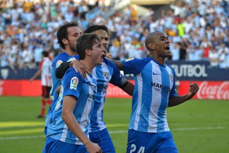 Rolan marcó dos goles en su estreno en casa. BeSoccer