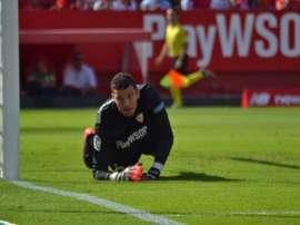 David Soria sera titulaire contre le Bayern. BeSoccer