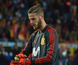 De Gea's mistake cost Spain the victory. BeSoccer