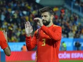 Piqué dejó la Selección tras el Mundial de Rusia. BeSoccer