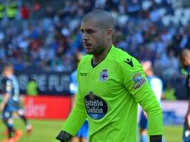 Rubén jugó ante el Leganés los minutos que necesitaba para renovar. BeSoccer/Archivo