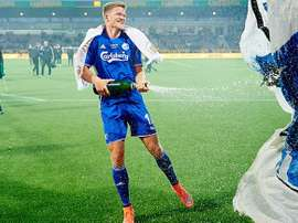 Com quatro jogos ainda pela frente, o clube de Copenhaga já assegurou o bicampeonato. FCCopenhaga