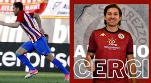 Cerci has gone to Arezzo. EFE/Arezzo