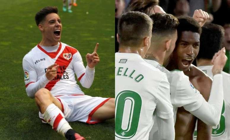 Álex Moreno y Junior Firpo son noticia por su buen rendimiento. EFE