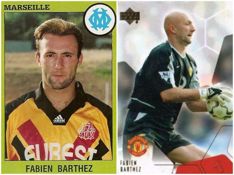 Barthez fue uno de los que más cambiaron.