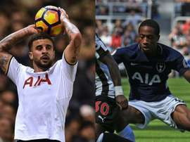 Kyle Walker-Peters para o Lugar de Kyle Walker. Besoccer