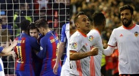 Barcelona can dare to hope again thanks to Valencia. EFE