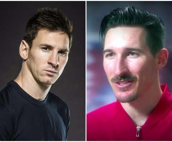 Sacha Kljestan es una copia de Leo Messi, pero con bigote. BeSoccer