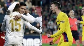 Real-Barça, quelle victoire a le plus de mérite ? EFE