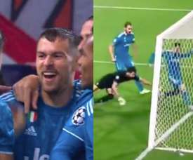 Ramsey ha chiesto scusa a Ronaldo. MovistarLigadeCampeones