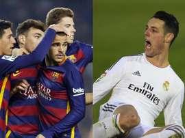 Madrid e Barcelona prepararam a mesma quantidade de jogadores da base. Mas, têm o mesmo nível? EFE