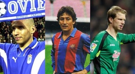 Collymore, Romerito y Arlauskis fracasaron en la Liga. Varios