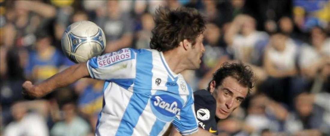 Atlético Rafaela consigue el pase en la Copa Argentina. EFE