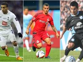 Aaron Lennon, Giovinco y Maxi Moralez son tres de los futbolistas más bajitos. BeSoccer