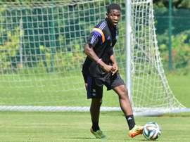 El delantero espera recobrar sensaciones en Francia. Anderlecht