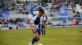 El Sabadell ganó con dos goles en la segunda mitad. CESabadell/Archivo