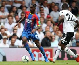Wan-Bissaka enjoyed a fine game against the 'Cottagers'. CPFC