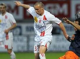 Aatif Chahechouhe podría emprender su primera aventura en la Premier League. AFP