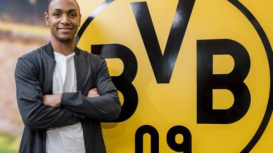 Diallo ya es jugador del Borussia Dortmund. BVB