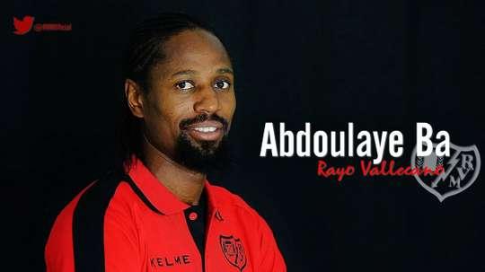 Abdoulaye Ba esteve ao serviço do Munique 1860 na temporada transacta. RayoVallecano