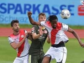 El Mainz 05 le propina al Rayo su primera derrota del curso. RayoVallecano