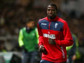 Abdoulaye Doucoure, jugador del Granada CF. GranadaCF