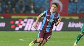 La reacción del Trabzonspor le acerca al liderato. Trabzonspor