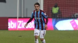 El centrocampista turco podría llegar a la Liga Española. Trabzonspor