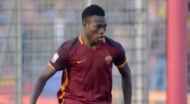Abdullahi Nura has signed a four-year deal with Roma. ASRoma