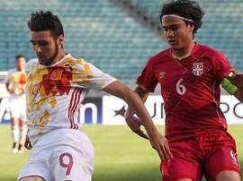 El combinado nacional venció sin dificultades a Catar. UEFA