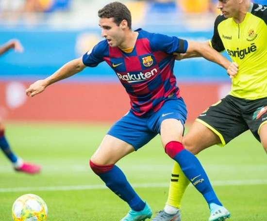 Le Barça refuse le départ de Abel Ruiz à Lisbonne. FCBarcelona