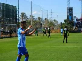 Abeledo, enchufado en el Atlético Malagueño. BeSoccer