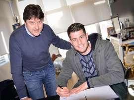 Aberto Cerri llega procedente del SPAL de la Serie B. Pescara