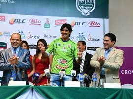 Abreu regresa al fútbol brasileño. EFE/Archivo