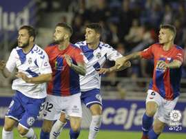 Tenerife y Extremadura firmaron tablas. LaLiga