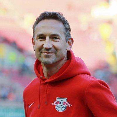 Beierlorzer será el nuevo entrenador del Colonia. Twitter/Lorzer1167