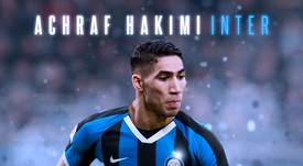 Achrah has signed for Inter. BeSoccer