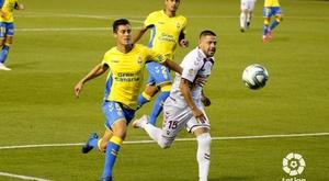 El Albacete empató con Las Palmas. LaLiga